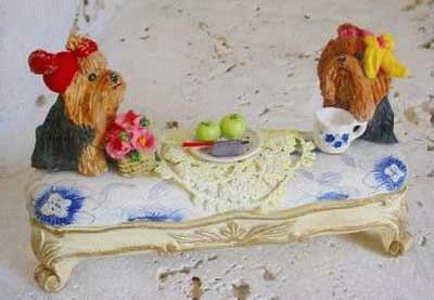 """""""Tea for two"""" an einen viktorianischen Tisch"""