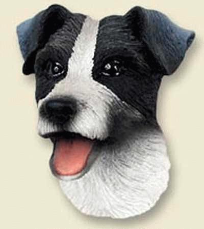 Jack Russel Terrier - Kopf (Magnet)