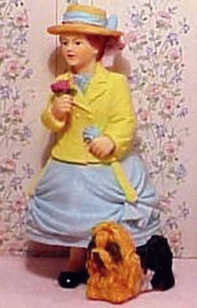 """""""Daphne"""" mit Yorkshire Terrier"""