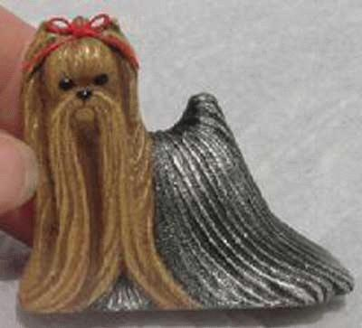 Yorkie Miniatur