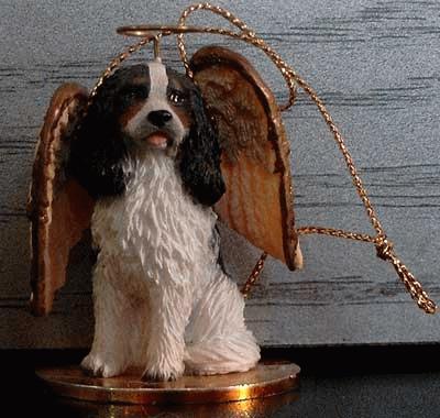 Little Cavalier King Charles angel
