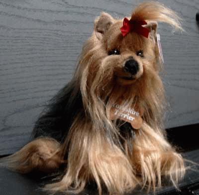 Plüsch Yorkshire Terrier