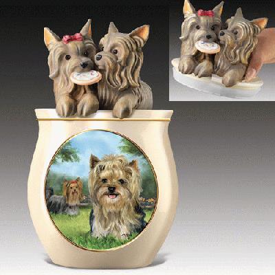 Yorkshire Terrier Keksdose