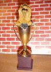 Yorkie im Pokal