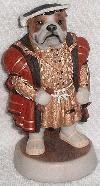 BULLDOG Henry VIII CC85 - ROBERT HARROP